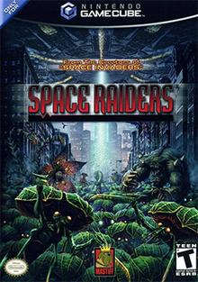 space raiders cover art